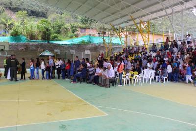 Cachirí estrenó Centro de Integración Ciudadana