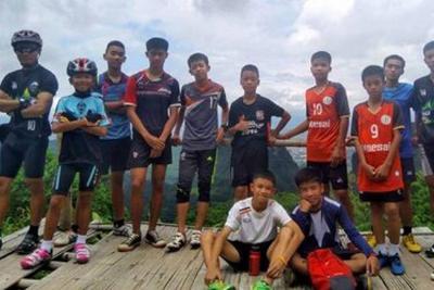 Jabalíes rebeldes, el equipo de fútbol que sobrevivió 17 días en una cueva