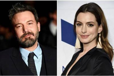 "Benn Affleck protagonizará con Anne Hathaway ""The Last Thing He Wanted"""