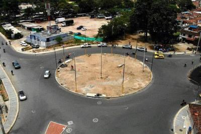 Revisan plan de movilidad en Girón por obras civiles