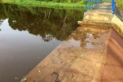 Decretan nuevo racionamiento de agua en el municipio de Lebrija