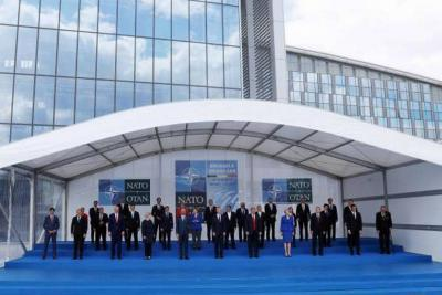 Inicia en Bruselas la cumbre de la Otan