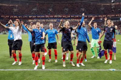 Francia y Croacia, una cita para alcanzar la gloria