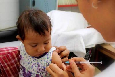 Habrá 42 puntos en Bucaramanga para la Jornada Nacional de Vacunación