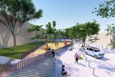 Invertirán $5.518 millones para construir dos parques en Bucaramanga