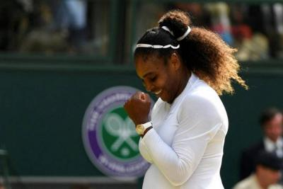 Serena va por su título 24 de Grand Slam en Wimbledon