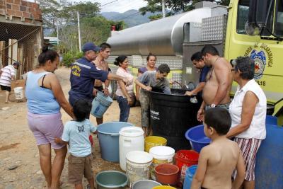 Denuncian fallas en más de  63 pilas públicas en Bucaramanga