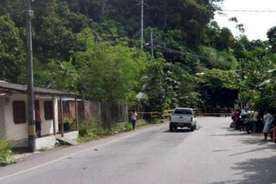 Dos policías fallecieron tras ataque a patrulla en Puerto Valdivia