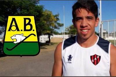 'Maxi' Núñez es nuevo jugador de Atlético Bucaramanga