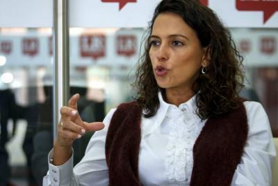 Nancy Gutiérrez fue designada como Ministra del Interior de Iván Duque