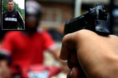 Investigan asesinato a bala de un mototaxista
