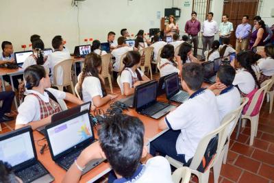 La Secretaría de Educación diseñó convenio inclusivo