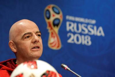 Mundial de Catar se jugará a fin de año del 2022