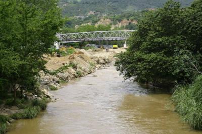 Líderes sociales buscan recuperar el río de Oro