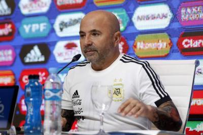 Jorge Sampaoli no va más con Argentina