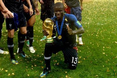El nuevo campeón europeo tiene raíces y sangre africana