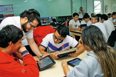 De la calidad de la educación se habla en el país