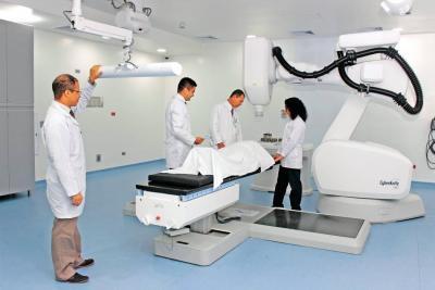 Servicios médicos que 'laten' en medio de la complejidad