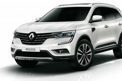 Conectividad a bordo de la Renault Koleos