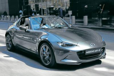 Mazda MX-5 RF, toda un 'alma del movimiento'
