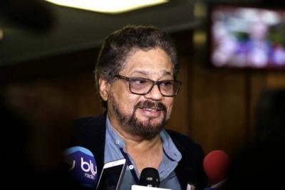 Iván Márquez no se posesionará como senador de la Farc
