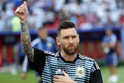 Messi es el futbolista mejor pagado del mundo, según Forbes