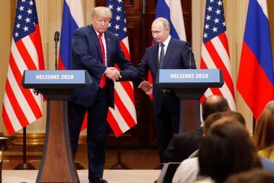 Credibilidad de Trump a Putin considerada traición en su país