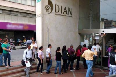 Dian espera recaudar $2 billones con la declaración de renta de los colombianos