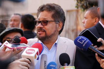 'Iván Márquez' no asumirá su curul como Senador