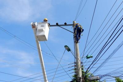 San Bernardo quedará 13 horas sin fluido eléctrico en Floridablanca
