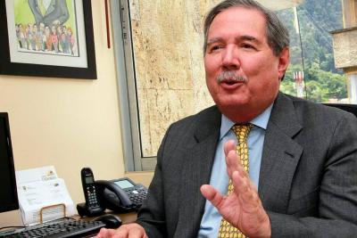 Guillermo Botero fue designado como nuevo Ministro de Defensa