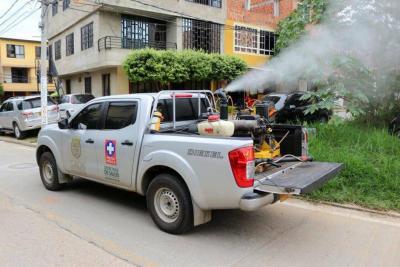 Comunidades podrán solicitar fumigaciones