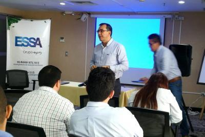 Empresarios tuvieron capacitación de energía eléctrica por la ESSA