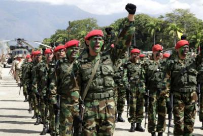 Hay preocupación por el despliegue militar de Venezuela con Colombia