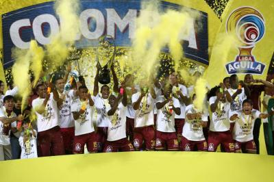 Las altas y las bajas del fútbol profesional colombiano