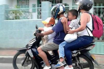 Motociclistas se matan  por exceso de velocidad, impericia y embriaguez