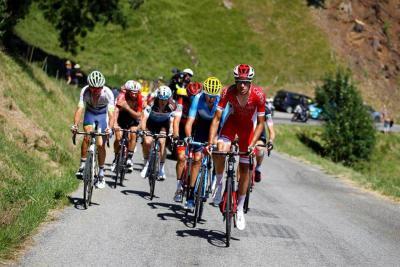Geraint Thomas se impuso en la etapa 11 del Tour de Francia