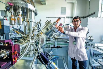 El gigante de la ciencia está en Guatiguará