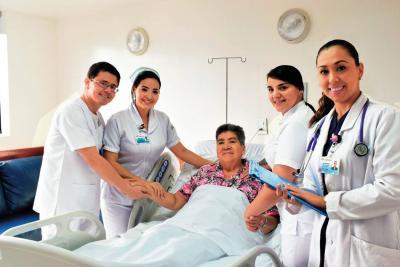 Los Comuneros Hospital: Atención y eficiencia que generan bienestar