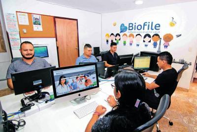 Biofile: Cuidando la salud desde la 'nube'