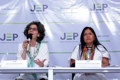 JEP abre caso 002 sobre violencia contra comunidades étnicas