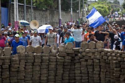 La OEA pide a Ortega  elecciones anticipadas