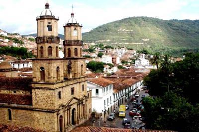 San Gil y Risaralda se alían por un turismo integrado