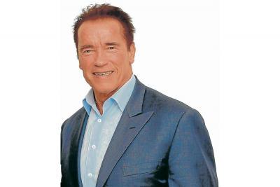 Subastan autógrafo de  Schwarzenegger para reunir  fondos para salvar tortugas