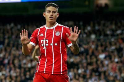 Técnico del Bayern Múnich dijo que James Rodríguez se queda en Alemania