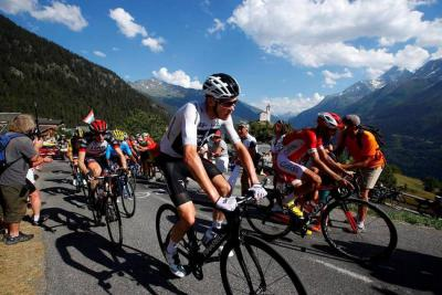 Geraint Thomas se impuso en la etapa 12 del Tour de Francia
