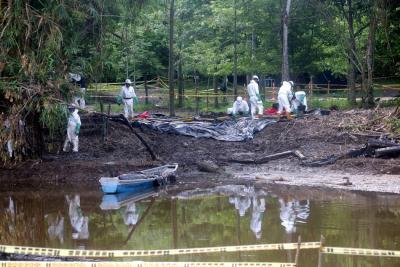Ecopetrol reveló causas de afloramiento de crudo en La Fortuna, Santander