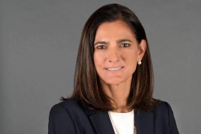 Ángela María Orozco es la ministra de Transporte de Iván Duque