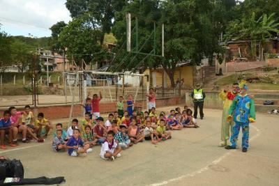 Campaña social para la protección de los niños