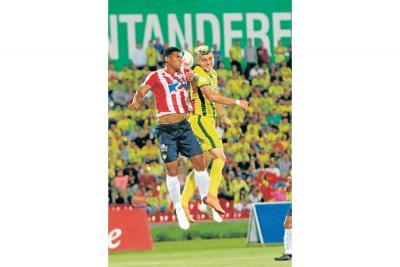 El Atlético Bucaramanga y un debut con buenas sensaciones
